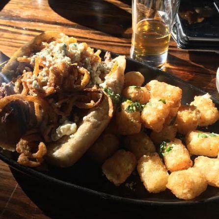 Tafts Ale House - Food