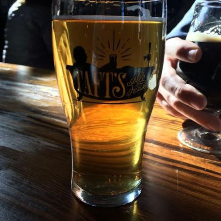 Tafts Ale House - Lime beer